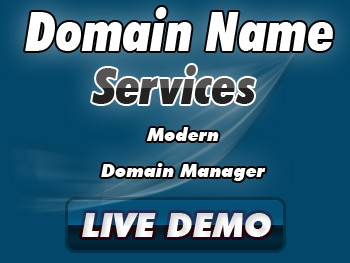 Moderately priced domain name registration & transfer service providers